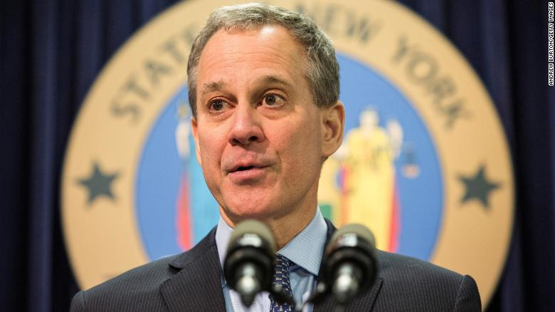 New York attorney general resigns over allegations