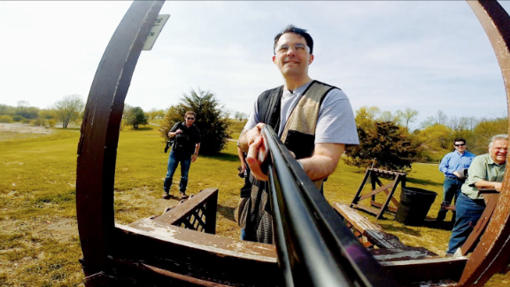 The Governor of Wisconsin goes out with SE Cupp to shoot sporting clays