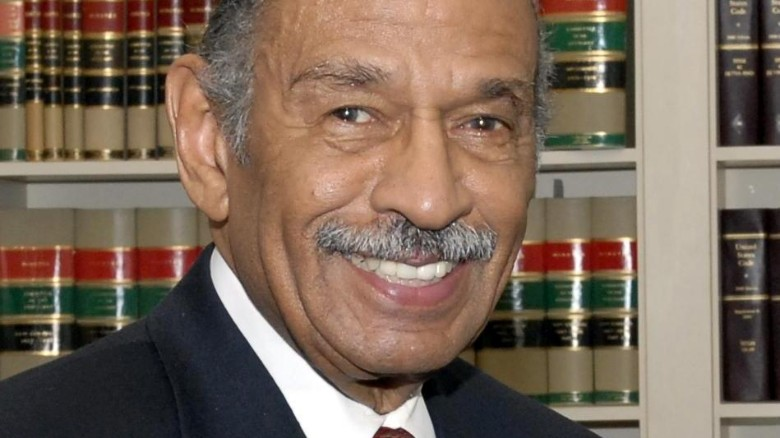 John Conyers' long career
