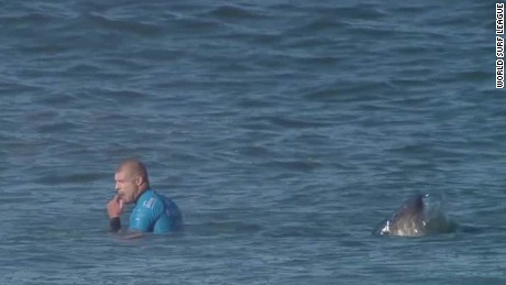 Mick Fanning offers new details about shark attack