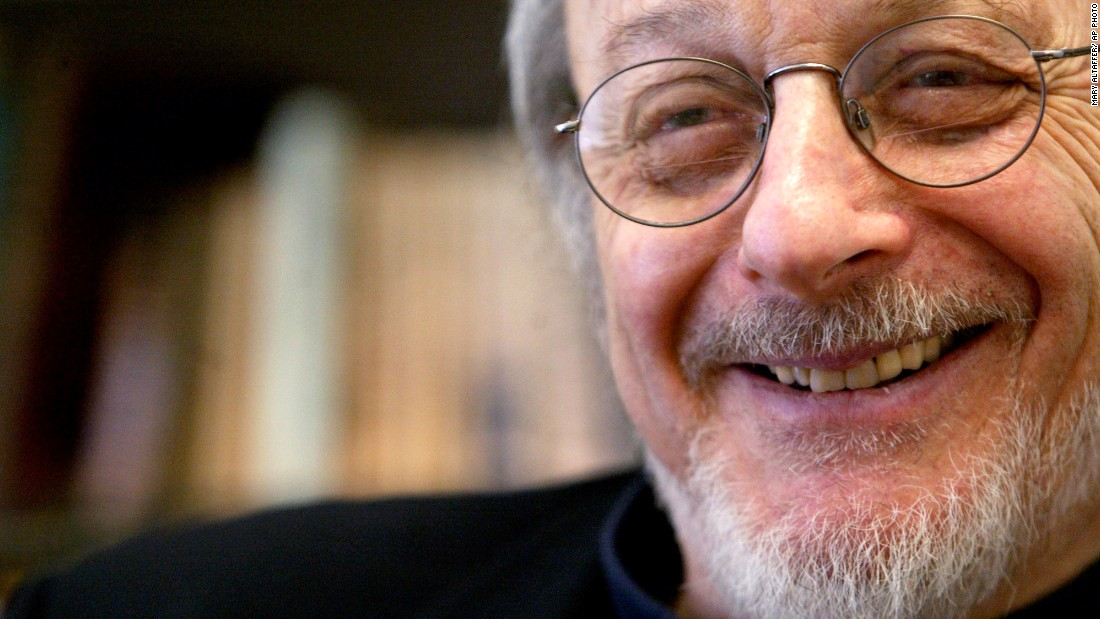 "Novelist <a href=""http://www.cnn.com/2015/07/22/opinions/parini-doctorow-appreciation/index.html"">E.L. Doctorow, </a>whose books were almost always about the past but often stirred comparisons to the present, died on July 21. He was 84."