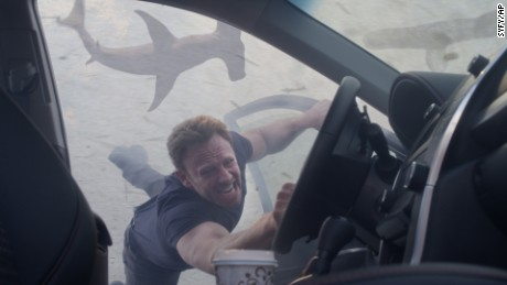 Sharknado 3': The tweets, the cameos and the crazy - CNN