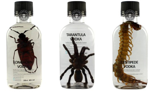 Thailand Unique has been exporting edible insects and bug-related products from Thailand for over a decade. Products range from bamboo worm vodka to honey roasted hornet larvae.