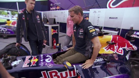 The Circuit red bull F1 car_00015902