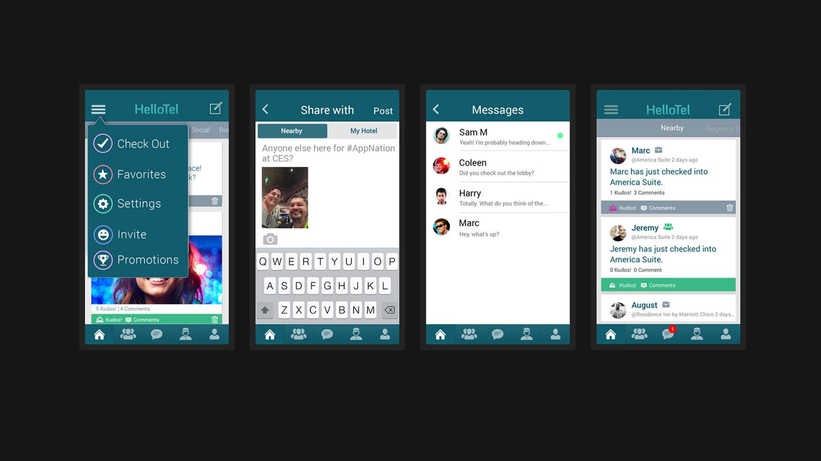 hookup app for business travelers