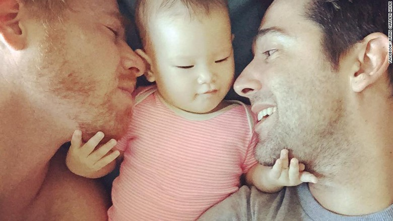 Gay couple in legal fight with Thai surrogate over baby