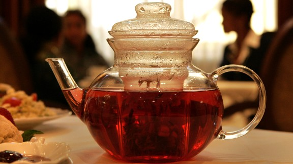 Multiple studies back up the blood-pressure-lowering abilities of hibiscus tea.