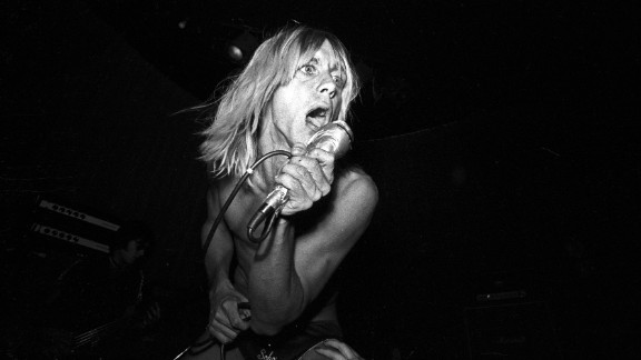 "This former frontman of the Stooges is recognized as a major influence on the early punk scene. In the '70s, his collaboration with David Bowie fueled his biggest commercial success, 1977's ""Lust for Life."" The unforgettable opening drumbeat has infiltrated the sonic landscape through widespread reuse in commercials, film, and songs like Jet's ""Are You Gonna Be My Girl."""