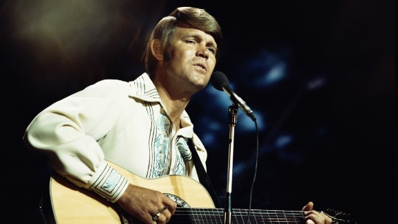 "A ""good ol' boy"" with top-notch musical talent, Campbell is among the most successful country-crossover acts to date. His two giant hits in the '70s were ""Rhinestone Cowboy"" and ""Southern Nights."""
