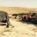 Susiya village tents