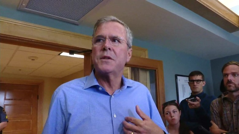 Jeb Bush: Our entitlement challenges are real