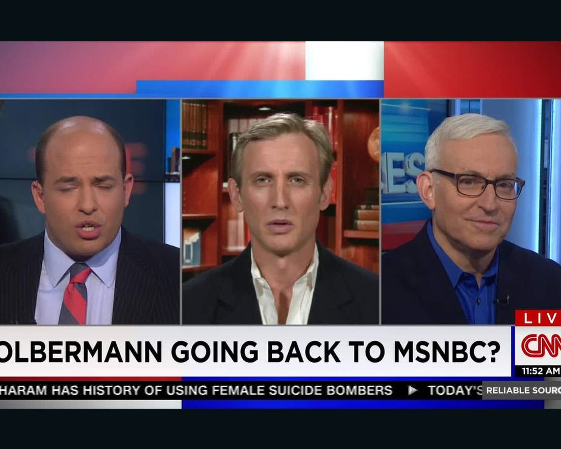 Will more hard news coverage help MSNBC? Dan Abrams