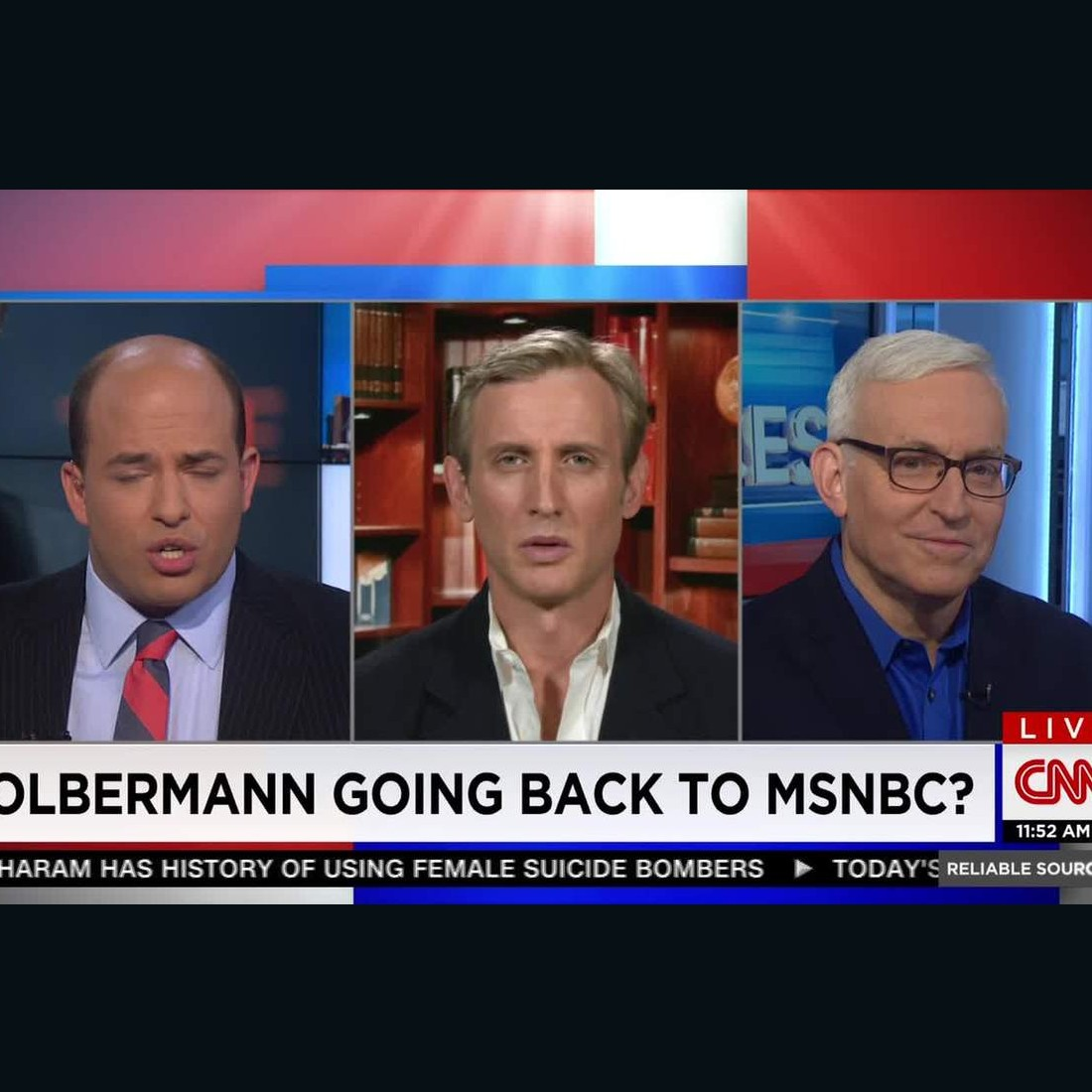 Will more hard news coverage help MSNBC? Dan Abrams, former