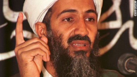 Osama bin Laden's mother breaks her long silence