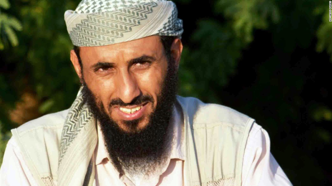 "Nasir al-Wuhayshi was leader of al Qaeda in the Arabian Peninsula (AQAP). Killed in June, <a href=""http://edition.cnn.com/2015/06/16/middleeast/wuhayshi-death-impact/"">he was described as</a> ""one of the last al Qaeda heavyweights, a fighter's fighter."""