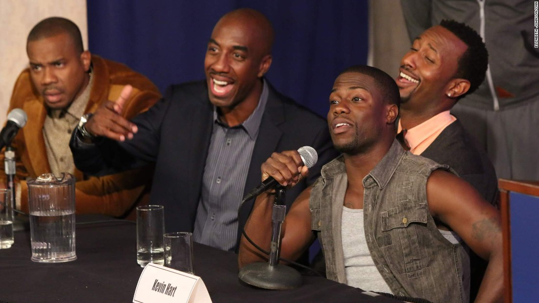 "<strong>""Real Husbands of Hollywood"" season 3</strong>: Kevin Hart gets a little help from some friends as he spoofs reality shows. <strong>(Netflix) </strong>"
