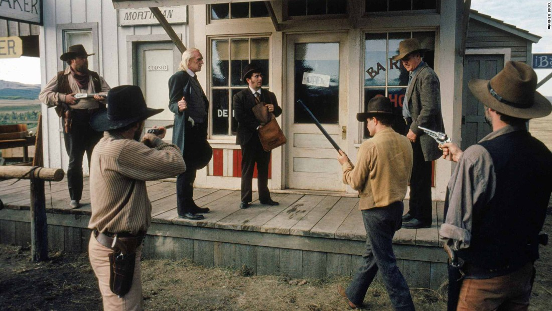 "<strong>""Unforgiven""</strong>: Clint Eastwood both starred in and directed this Western about an aging outlaw. <strong>(Amazon) </strong>"