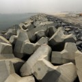 Eko Atlantic Lagos sea wall