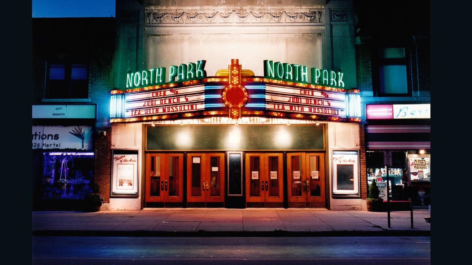 America's neon castles: In praise of retro cinema ...