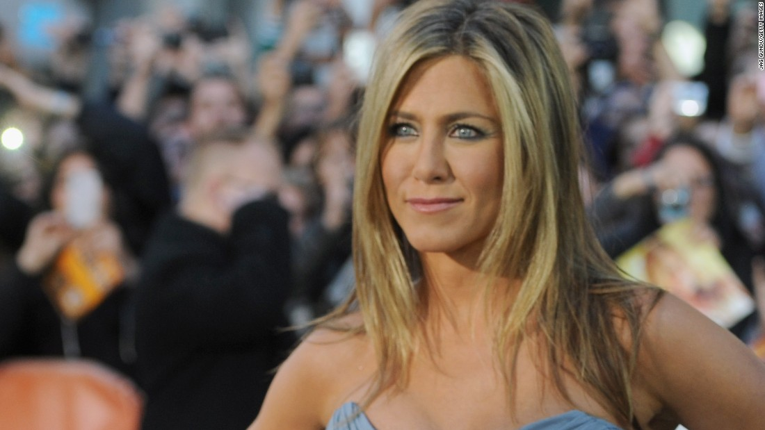 Jennifer Aniston has made yoga part of her workout regiment. The 46-year-old has been practicing yoga for over 20 years.