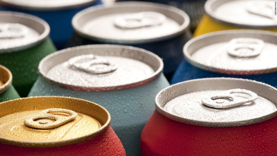 150728162812-soda-cans-super-169 - Fasting might help you live longer - Health and Food