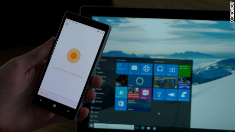 The new Windows 10 operating system offers a variety of features