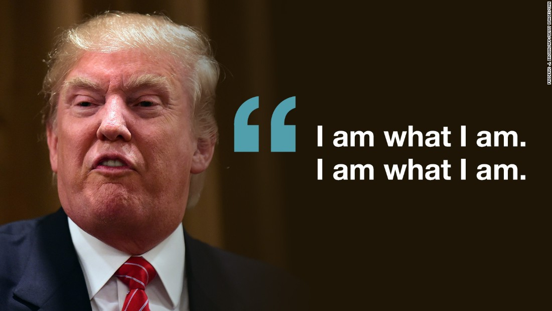 Trump Is The Strongman We Don't Need CNN Amazing Donald Trump Quotes