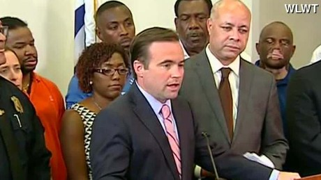 Cincinnati mayor: 'We wanted the truth to come out'