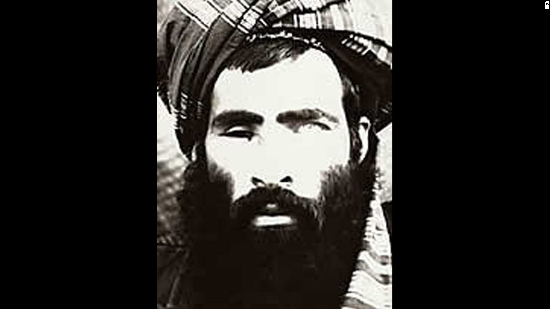 This is an undated image believed to show the Taliban's former leader, Mullah Mohammed Omar. In 1997, the Taliban issued an edict renaming Afghanistan the Islamic Emirate of Afghanistan. The country was only officially recognized by three countries: Pakistan, Saudi Arabia and the United Arab Emirates.