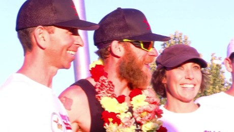 Man runs 50 Ironmans in 50 states, in 50 days