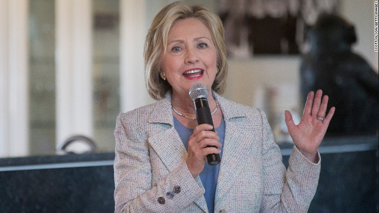Hillary Clinton campaign drops major document dump
