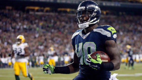 Seattle Seahawks player Derrick Coleman made history by becoming the NFL's first legally deaf offensive player, but his journey to success was anything but easy.