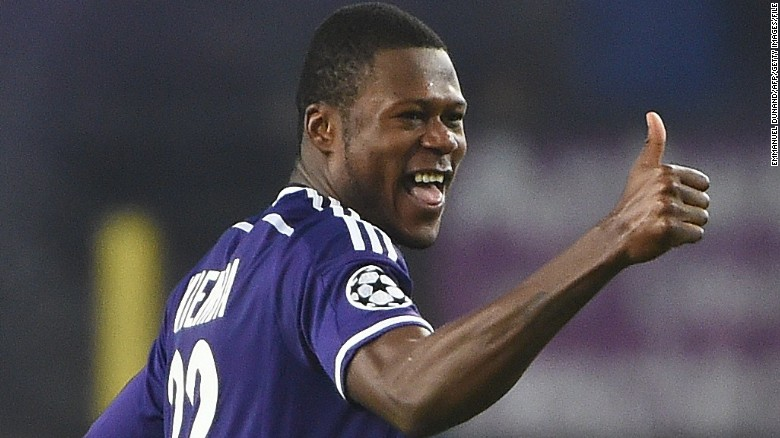 English Premier League Club Newcastle Has Agreed A Deal With Belgian Club Anderlecht To Buy Democratic