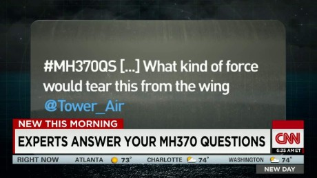MH370 Viewer Questions Pereira NewDay_00001320
