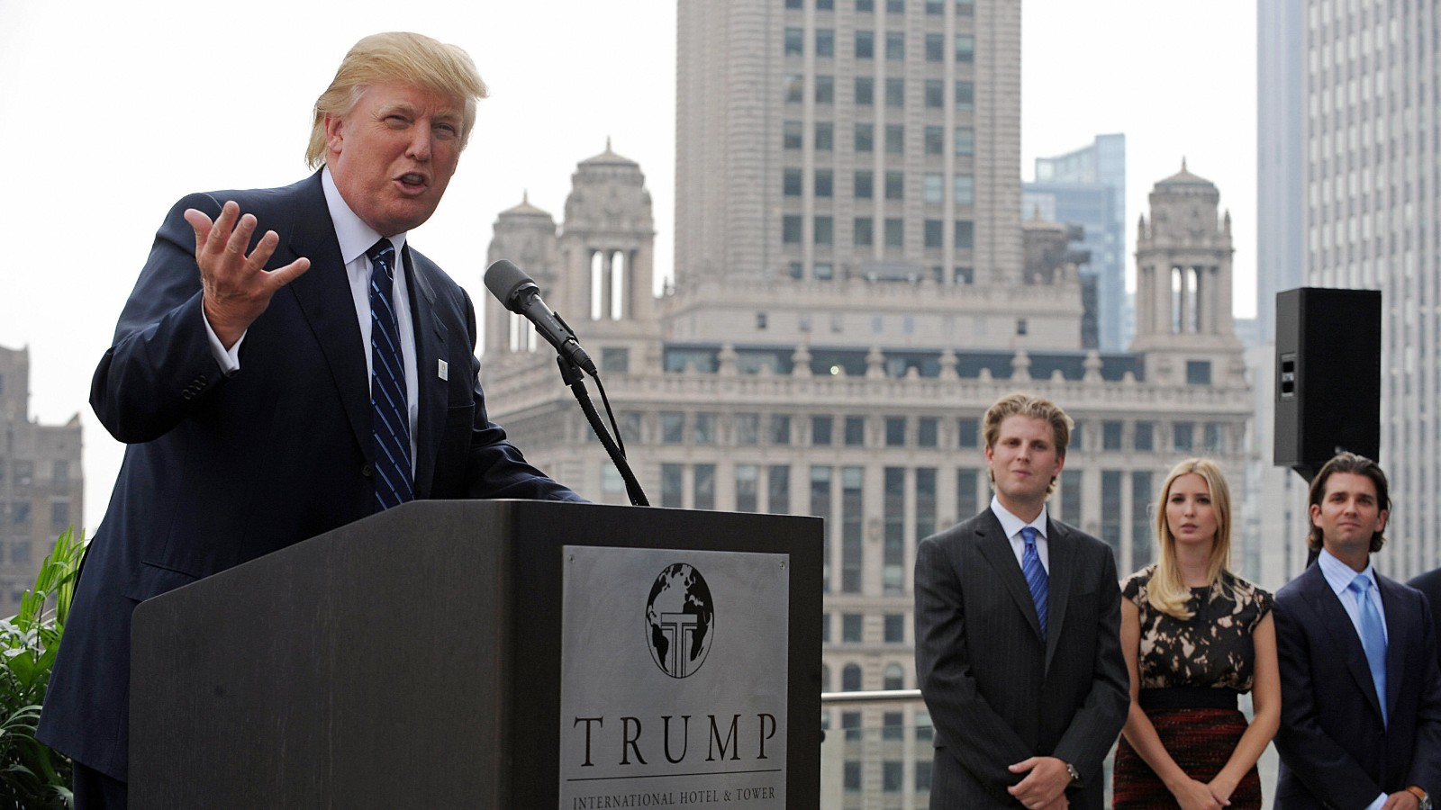 Image result for donald trump mob