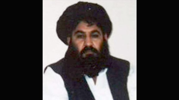 Mullah Akhtar Mohammad Mansour became the leader of the Taliban after Omar's death. Mansour was killed in an airstrike in Pakistan on Saturday, May 21, 2016.