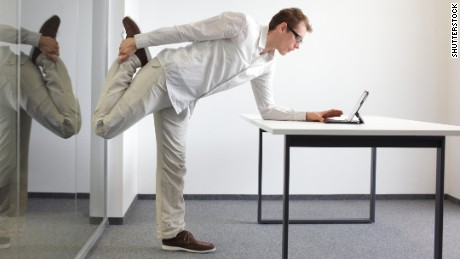 Stand up, sit less and move more, researchers say; here's how to do it