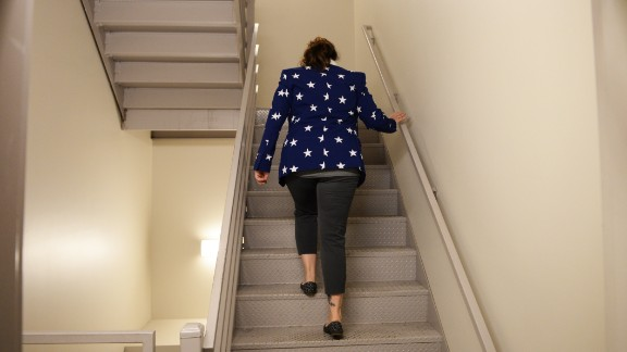 Another no-brainer is to take the stairs instead of the escalator or elevator if you are only going up a couple of flights.