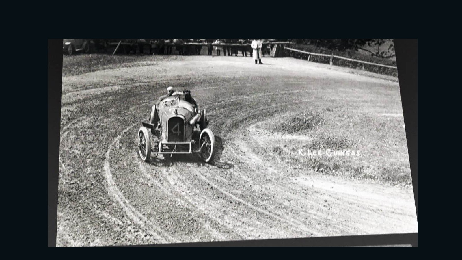 This 1914 classic car is still racing today - CNN Video