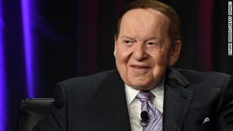 Adelson made the comments on the eve of the Republican Jewish Coalition leadership conference.