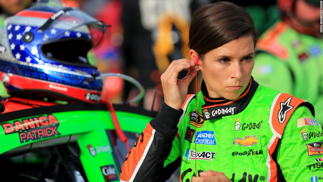 "Patrick says she has never experienced sexism in her career, but concedes racing is a male-dominated sport. ""I don't feel like I have lived in a day and age where I have experienced sexism,"" Patrick told CNN. ""I think back to the days when women weren't allowed in the pits, and I've never had to experience that."""