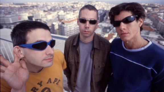 We still love the Beastie Boys. MCA, aka Adam Yauch, died of cancer in 2012.