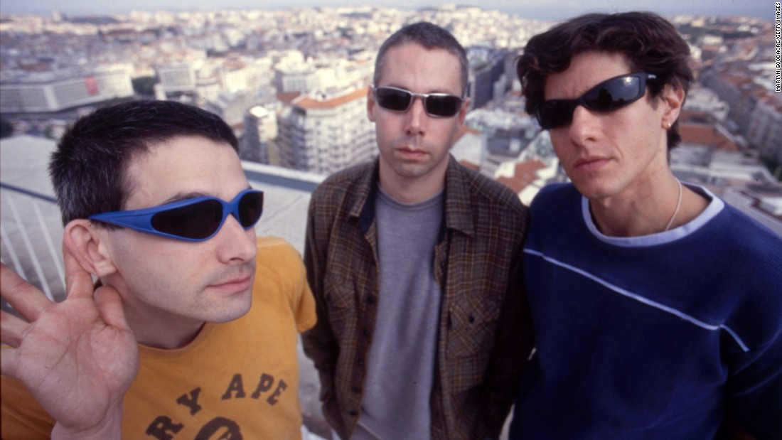 "We still love the Beastie Boys. MCA, aka Adam Yauch, <a href=""http://www.cnn.com/2012/05/04/showbiz/beastie-boys-death/index.htm"">died of cancer in 2012</a>."