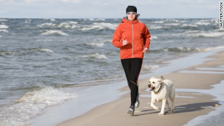 13 ways to exercise with your dog