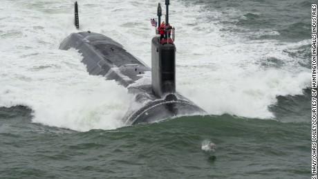 2015:le «navire de guerre le plus meurtrier» du nouveau sous-marin américain