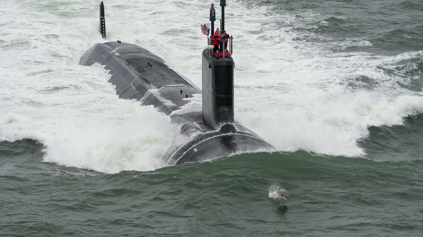 New Sub Navy S Most Lethal Warship Uss John Warner Cnnpolitics