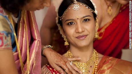 From The Elaborate Saris To Henna Painted Hands Indian Weddings Are Often A