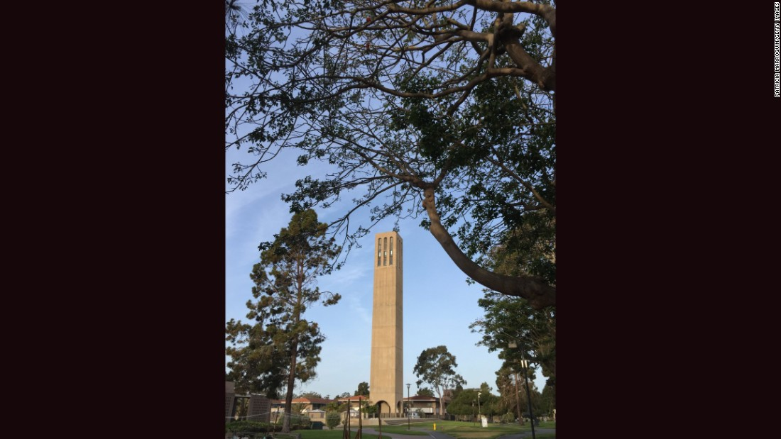 University of California-Santa Barbara is the only West Coast school in the top 10; it ranked sixth.