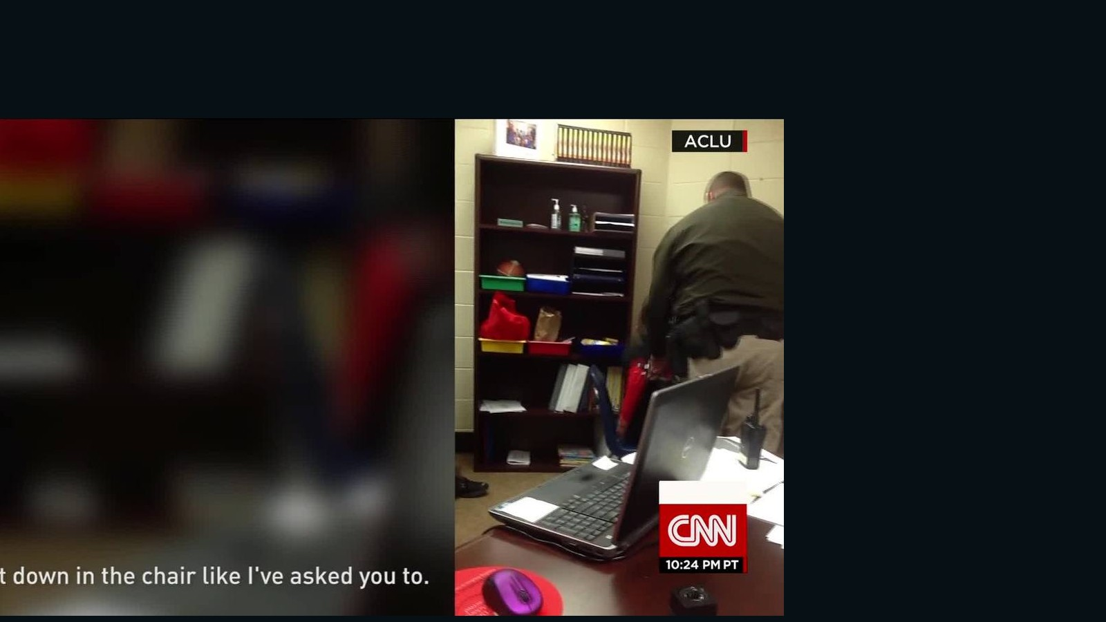 Handcuffing Third Grader Interactions >> Aclu Deputy Sued For Handcuffing Disabled Children Cnn