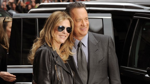 Tabloids love to sound the death knell for the longtime marriage of Rita Wilson and Tom Hanks. The stories keep getting refuted, and the couple keeps on going.